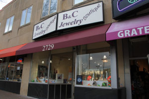 B&C Jewelry Boutique in Clarendon