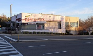 Current Bergmann's Dry Cleaners site