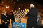 Chanukah on Ice 2012 at Pentagon Row