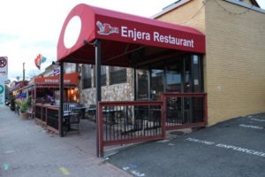 Enjera Restaurant in Crystal City