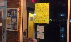 Ray's Hell Burger has closed