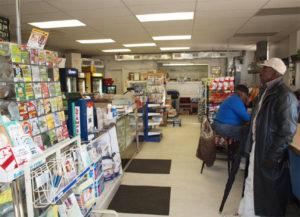 Green Valley Pharmacy in Nauck (photo via Arlington County website)