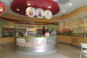 Menchie's Frozen Yogurt in Penrose