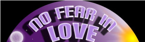 No Fear in Love Race logo