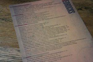 RedRocks Neapolitan Pizza on Columbia Pike