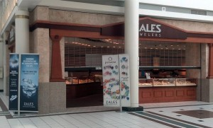 'Smash and grab' robbery at the Zales jewelry store in Pentagon City mall