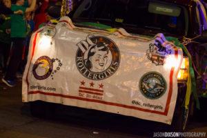 2013 Clarendon Mardi Gras parade