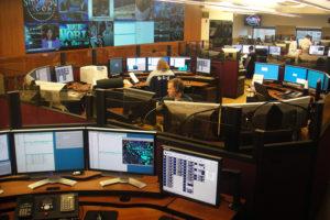 Arlington County 911 dispatch center