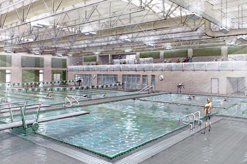 Aquatics Forum To Discuss New Wakefield Pools