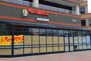 Red Parrot Asian Bistro in Ballston