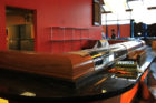 Sushi Bar at Red Parrot Asian Bistro