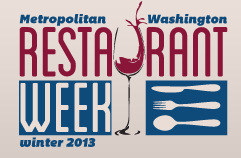 Restaurant Week 2013 logo