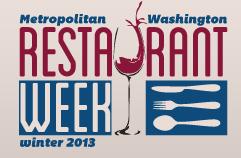 Restaurant Week 2013 logo