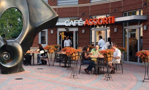 Cafe Assorti in Rosslyn (photo via Facebook)