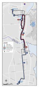Future Metro 9X and 9S BRT lines