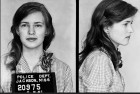 Joan Mulholland 1961 mugshot (photo courtesy Arlington Public Library)
