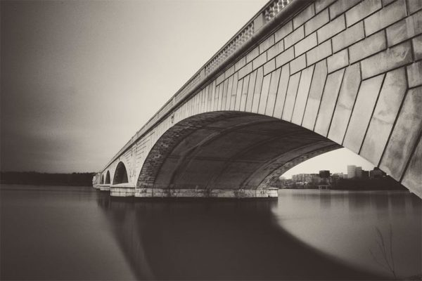 Memorial Bridge by JD Moore