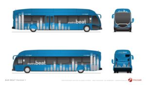 Rendering of a future BRT Metrobus