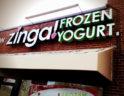 Zinga! Frozen Yogurt in Williamsburg (photo via Facebook)