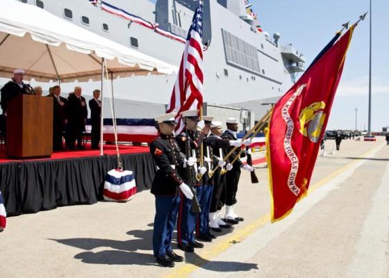 Courtesy U.S. Navy
