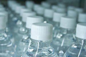 Bottled water (photo via Facebook)