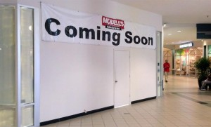 Future Modell's Sporting Goods store in Pentagon City