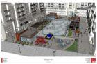 Pentagon Row Plaza Renderings (courtesy FRIT)