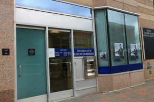 Location of new Arlington Community Federal Credit Union in Ballston