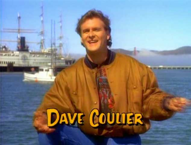 Coulier dave Aktfoto