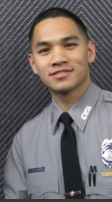 Officer Long Dinh (photo courtesy Fraternal Order of Police Lodge 77)