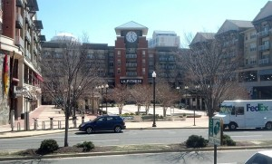 Pentagon Row on 4/2/13