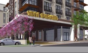 Shreve Apartments in East Falls Church