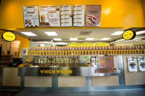 Which Wich Ordering Process by Joy Asico