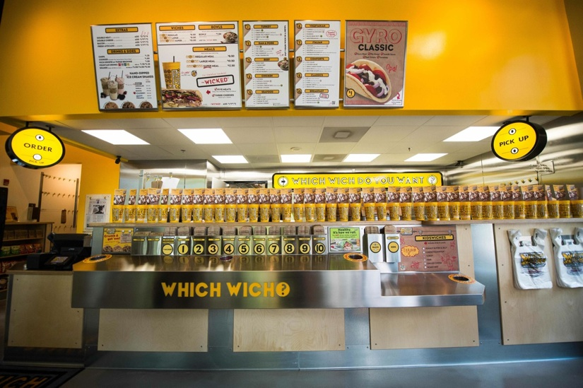 Which wich coupon code november 2018