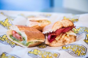 Which Wich Sandwiches by Joy Asico