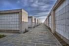 Columbarium Court No. 9 (photo courtesy Forrester Construction)