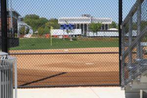 New Washington-Lee High School softball field