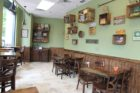 Sweet Leaf Cafe in Courthouse