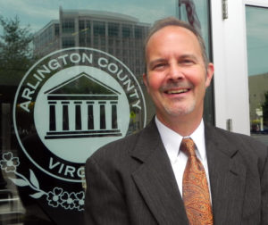 David Cristeal, Arlington County Housing Director
