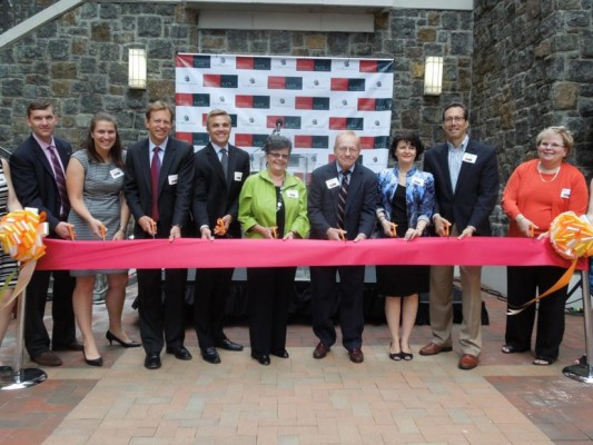 Sedona | Slate ribbon cutting (courtesy photo)