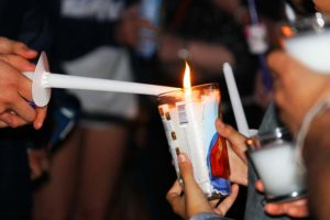 Candlelight vigil for Washington-Lee student John Malvar
