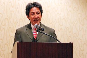 Walter Tejada delivers the 2013 State of the County address