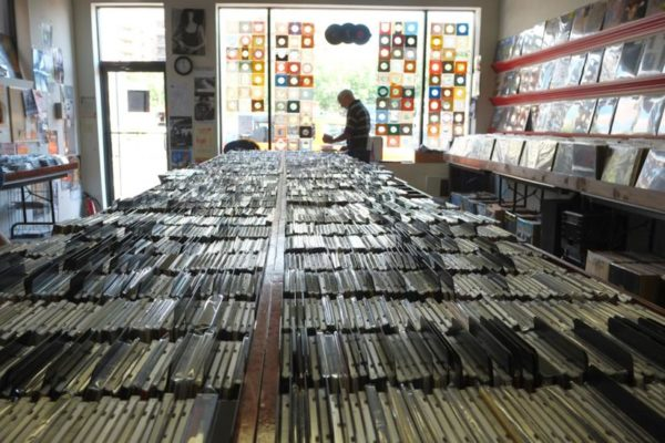 CD Cellar (photo by Lawrence Cheng Photography)