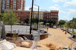 Clarendon dog park construction delayed again