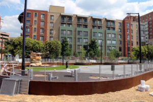 Clarendon dog park construction delayed again (file photo from July 26, 2013)