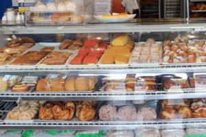 Pastries at Pan American Bakery