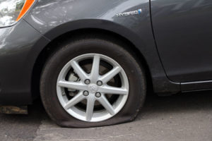 Tires slashed in Waverly Hills and Cherrydale