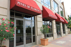 Water and Wall moving into former Pines of Florence space