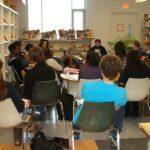 Class at Yorktown High School