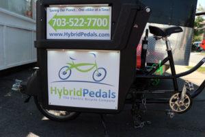 Hybrid Pedals